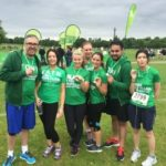 Attwaters Jameson Hill run for charity